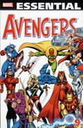 Essential Avengers TPB (1998- Marvel) 1st Edition 9-1ST