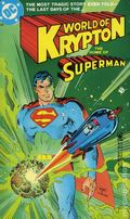 World of Krypton: The Home of Superman PB (1982 Tor) 1-REP