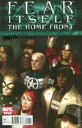 Fear Itself The Home Front (2011 Marvel) 1DF.SIGNED