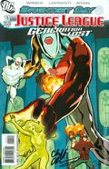 Justice League Generation Lost (2010) 11A.DF.SIGNED