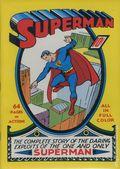 Superman (1999 Chronicle Books) Masterpiece Edition Reprint 1