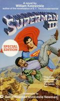 Superman III PB (1983 A Warner Books Novel) 1SE-1ST