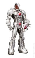 DC Comics The New 52 Cyborg Statue (2013 ArtFX) ITEM#1