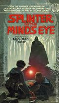 Star Wars Splinter of the Mind's Eye PB (1978 Del Rey Novel) 1-1ST