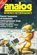 Analog Science Fiction/Science Fact (1960-Present Dell) Vol. 112 #5