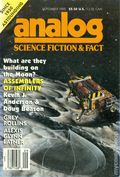 Analog Science Fiction/Science Fact (1960) Vol. 112 #11