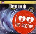Doctor Who Car Magnet (2013 BBC) CM#7