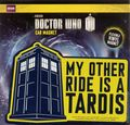 Doctor Who Car Magnet (2013 BBC) CM#5