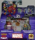 MiniMates: Marvel (2013 ArtAsylum) Series 50 ITEM#4