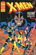 X-Men Prelude to Perdition (1995) Capcom Giveaway 1