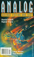 Analog Science Fiction/Science Fact (1960-Present Dell) Vol. 123 #1