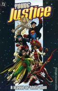 Young Justice A League of Their Own TPB (2000) 1-1ST