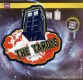 Doctor Who Car Magnet (2013 BBC) CM#8