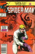 Web of Spider-Man (1985 1st Series) Mark Jewelers 30MJ