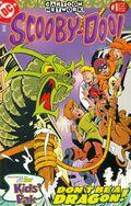 Scooby-Doo (2002) Subway Reprint 1