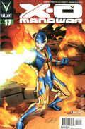 X-O Manowar (2012 3rd Series Valiant) 17B