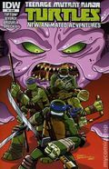 Teenage Mutant Ninja Turtles New Animated Adventures (2013 IDW) 3