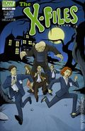 X-Files Season 10 (2013 IDW) 4RI