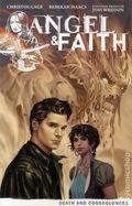 Angel and Faith TPB (2012-2014 Dark Horse) 4-1ST