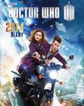 Doctor Who 2014 Diary HC (2013 BBC) 1-1ST