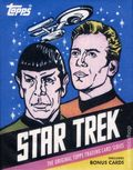 Star Trek The Original Topps Trading Card Series HC (2013 Abrams) 1-1ST