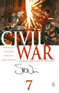 Civil War (2006 Marvel) 7A.DF.SIGNED