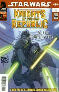 Star Wars Knights of the Old Republic (2006) 1DF.SIGNED