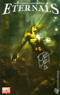 Eternals (2006 3rd Series) 1A.DF.SIGNED