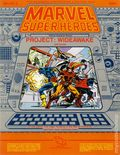 Marvel Super Heroes RPG: Project Wideawake (1985 TSR) Official Character Roster 6861-1ST