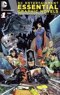 DC Entertainment Essential Graphic Novels and Chronology SC (2013) 1-1ST