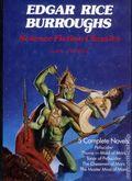 Edgar Rice Burroughs Science Fiction Classics HC (1982 Castle) 5 Complete Novels 1-1ST