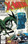 Uncanny X-Men (1963 1st Series) Mark Jewelers 233MJ