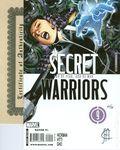 Secret Warriors (2009 Marvel) 9A.DF.SIGNED