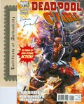 Deadpool and Cable (2011 Marvel) 26DF.SIGNED