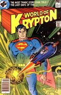 World of Krypton (1979 1st Series) Mark Jewelers 3MJ
