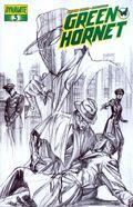 Green Hornet (2010 Dynamite Entertainment) 3A.SKETCH