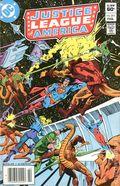 Justice League of America (1960 1st Series) Mark Jewelers 211MJ