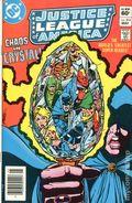 Justice League of America (1960 1st Series) Mark Jewelers 214MJ