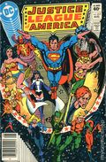 Justice League of America (1960 1st Series) Mark Jewelers 217MJ