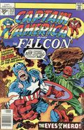 Captain America (1968 1st Series) 35 Cent Variant 212MISPRINT