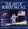 Art of Robert McCall HC (1992 Bantam Books) A Celebration of Our Future in Space 1-1ST