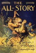 All-Story: Tarzan of the Apes SC (2001 Munsey Press) A Romance of the Jungle 1-1ST