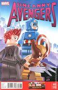 Uncanny Avengers (2012 Marvel Now) 12B