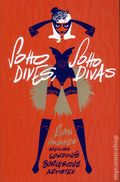 Soho Dives, Soho Divas SC (2013 Image) Rian Hughes Sketches London's Burlesque Artistes 1-1ST