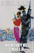 SHIELD Nick Fury vs. SHIELD TPB (2013 Marvel) 2nd Edition 1-1ST