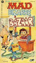 MAD Bizarre Bazaar PB (1980 Warner Books) By Don Edwing 1-1ST