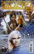 Battlestar Galactica (2013 Dynamite) 4A