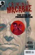 Criminal Macabre Eyes of Frankenstein (2013) 1