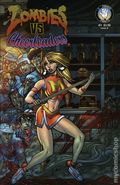 Zombies vs. Cheerleaders (2013 3 Finger Prints) Volume 2 3A
