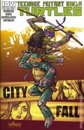 Teenage Mutant Ninja Turtles (2011 IDW) 26A